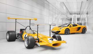 McLaren M7C