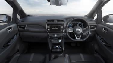 Nissan Leaf mk2 - interior 2