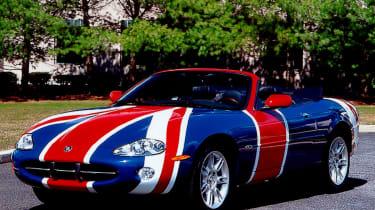 Jaguar XK8 Austin Powers