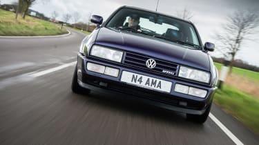 Volkswagen Corrado VR6 front