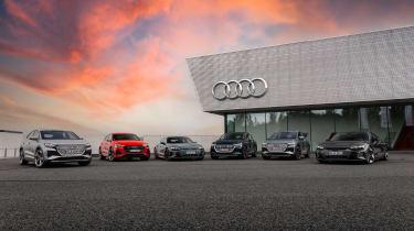 Audi Evs