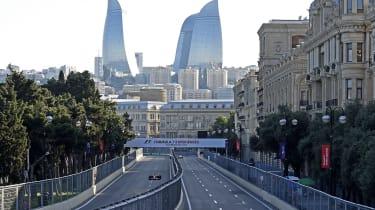Baku Gran Prix 2017 - City