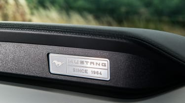 Ford Mustang GT - Plaque