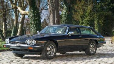 "1984 JAGUAR XJS V12 LYNX ""EVENTER"" – front quarter"