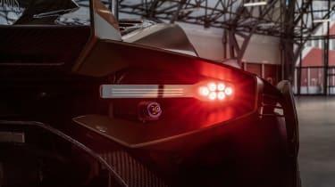 Lamborghini Huracán Super Trofeo Evo 2 – rear lamp