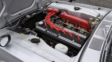 Nissan Hakosuka GT-R - engine bay