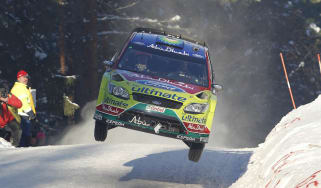 WRC Ford Focus RS Sweden