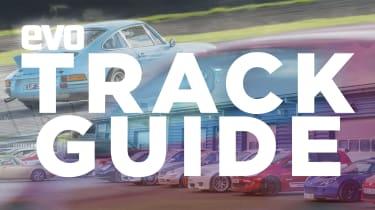 evo track guide