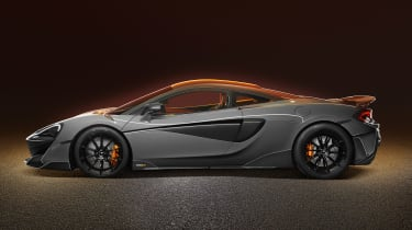 McLaren 600LT revealed - profile