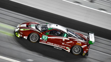 WEC 2017 - Ferrari 488 GTE side