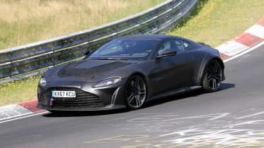Aston Martin Vantage mule – 5