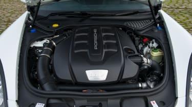 Porsche Panamera Diesel V6 engine