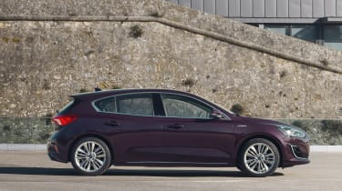 Ford Focus Vignale - side