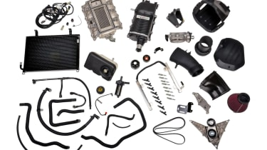 Ford Performance upgrades -  roush
