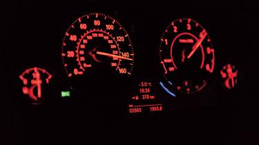 BMW 320d top speed