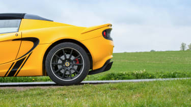 Lotus Elise Sprint 220 - Wheel
