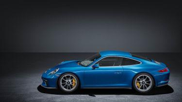 Porsche 911 GT3 Touring - Side