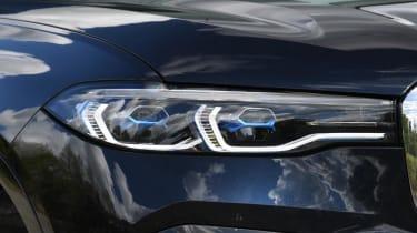 BMW X7 review - lights