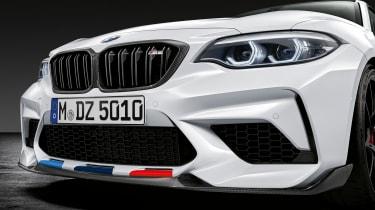 BMW M2 Competition M performance Parts – front apron
