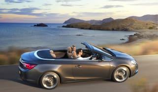Vauxhall Cascada revealed