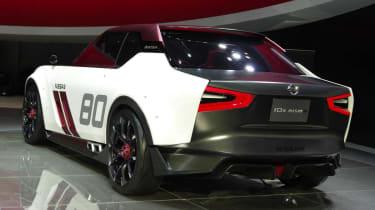 Nissan IDx Nismo concept rear