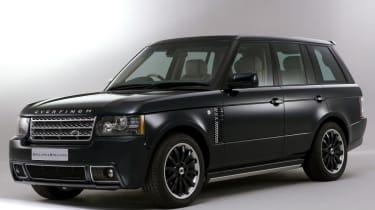 Range Rover Overfinch