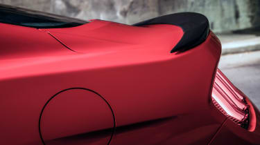Ford Mustang GT Performance Pack Level 2 – rear-wing