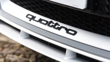 Audi TT RS Roadster – Badge