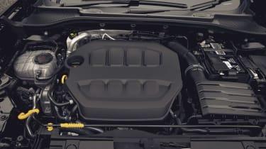 Cupra Formentor 300TSI VZ2 - engine