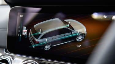 2021 Mercedes-AMG E53 4Matic+ Estate - suspension