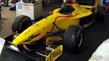 1997 Jordan F1