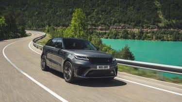 Range Rover Velar SVA - nose