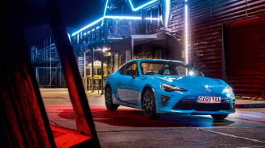 Toyota GT86 car pictures