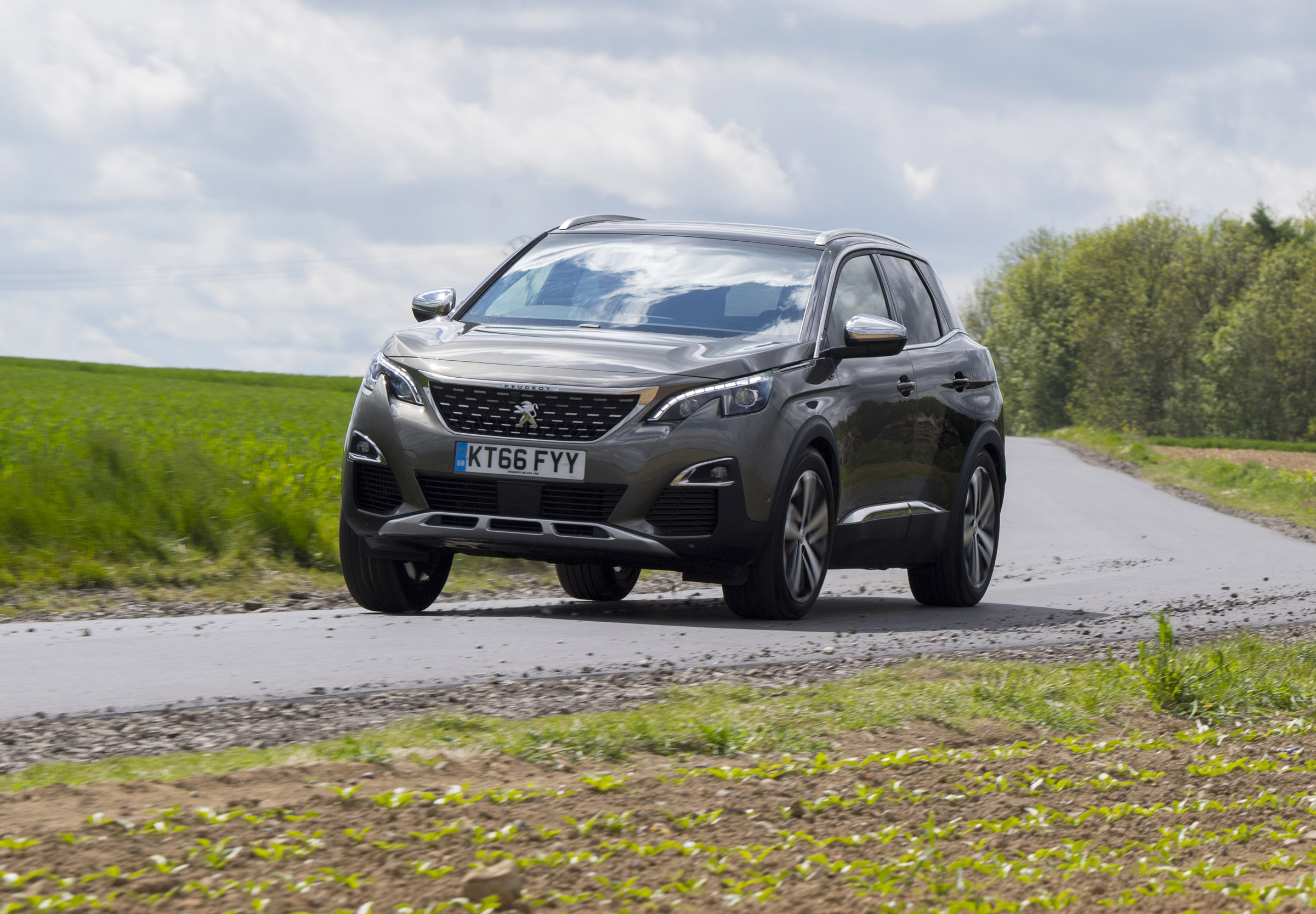 Peugeot 3008 Gt Review Can Sporty Crossover Deliver Gti Style Fun Evo