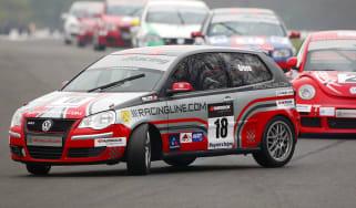 Racing VW Polo