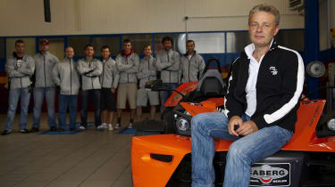 Loris Bicocchi supercar school