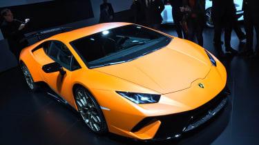 Lamborghini Huracan Performante Geneva 2017