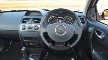 Renaultsport Megane R26.R interior