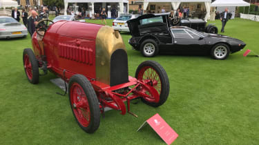 London Concours 2018 - Dunno, too old..