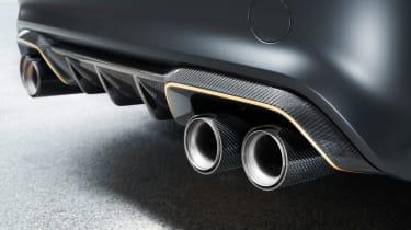 BMW M Performance Parts Concept – exhaust