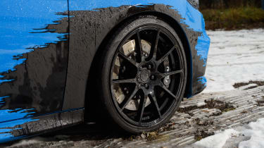 Ford Focus RS Revo Performance Pack – Wheel