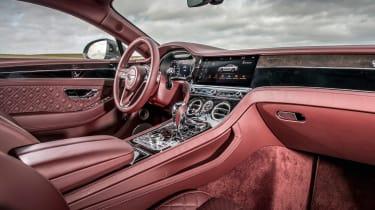 Continental GT - dash