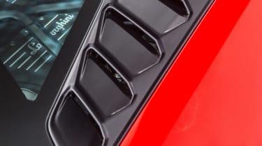 Lamborghini Huracan LP 580-2 engine cover