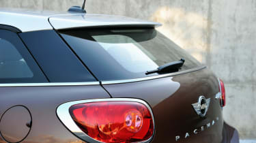 Mini Paceman Cooper S coupe roof