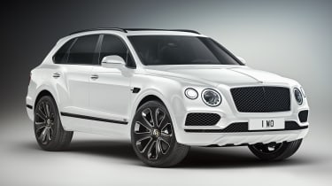 Bentley Bentayga Design Series