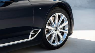 Bentley Continental GT Convertible V8 - wheel