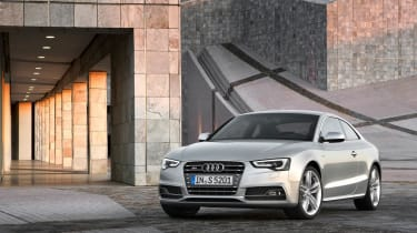 New Audi S5 Coupe