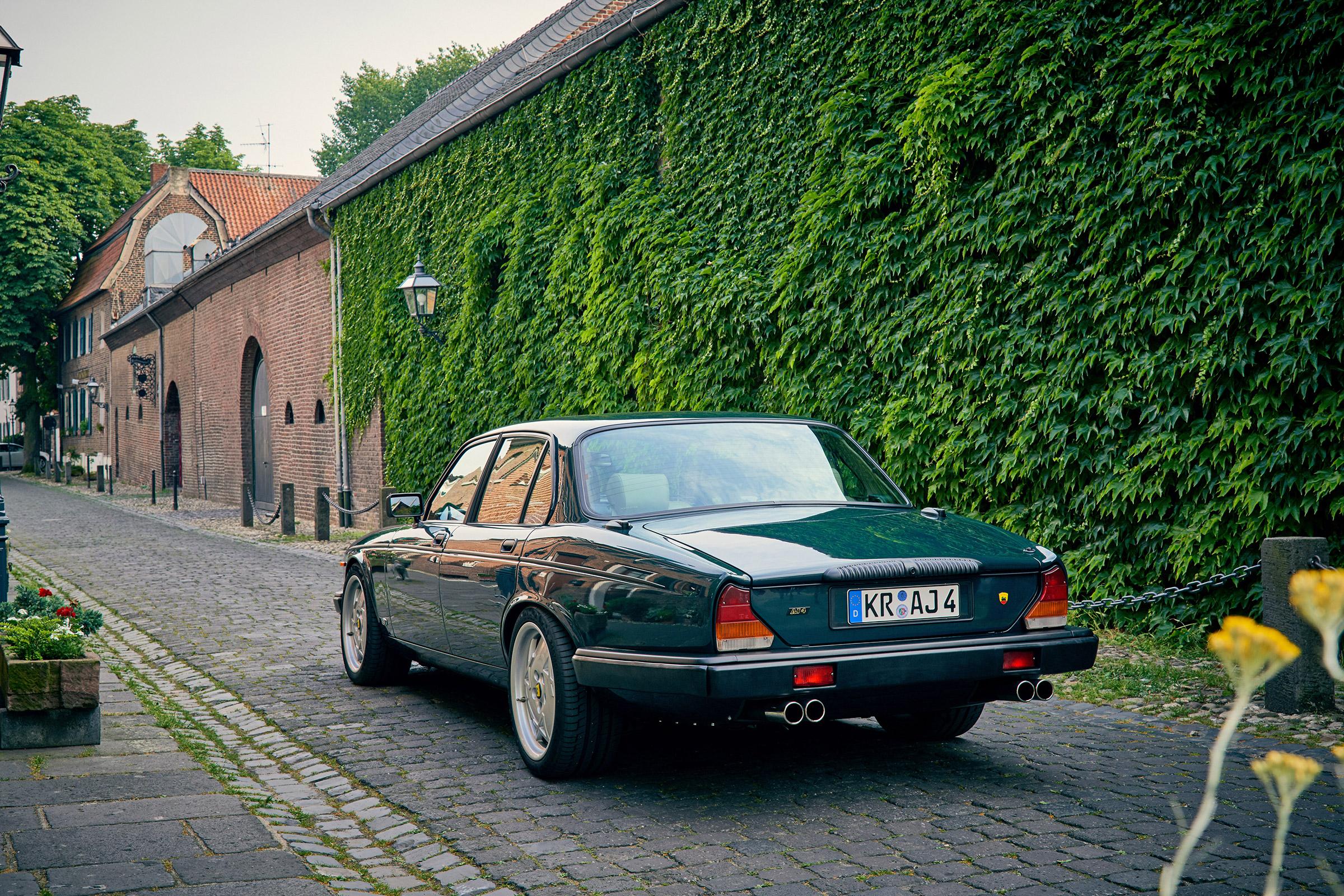 Arden Aj 4 Is A Modern Take On A Tuned Jaguar Xj12 Evo