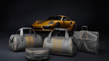 Porsche 911 Turbo S Exclusive Series - Luggage