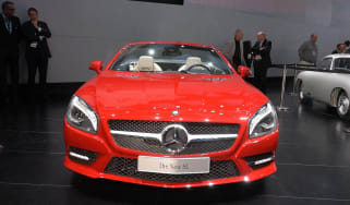Detroit motor show: new Mercedes-Benz SL